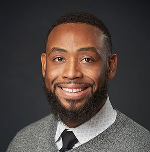 Headshot photograph of Ron Harris, Minneapolis Chief Resilience Officer.