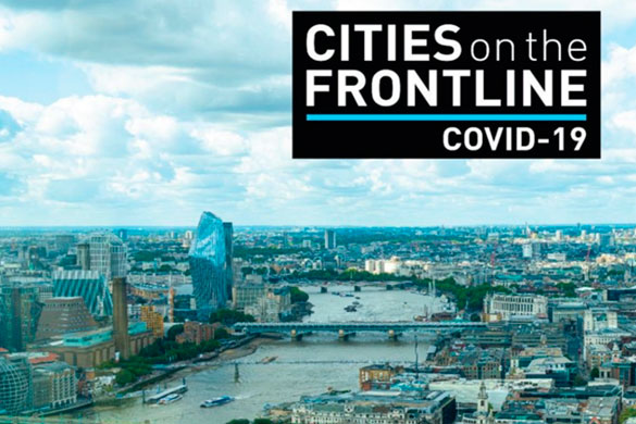 How cities are fighting COVID-19 with an eye on the future