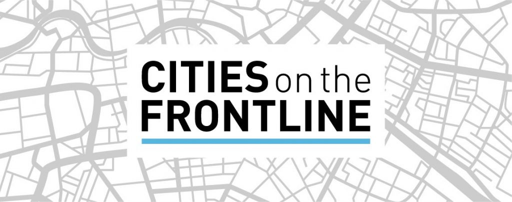 Cities on the Frontline cover image.
