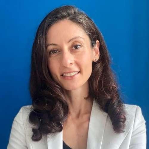 Headshot of Lauren Sorkin, Executive Director at Resilient Cities Network.